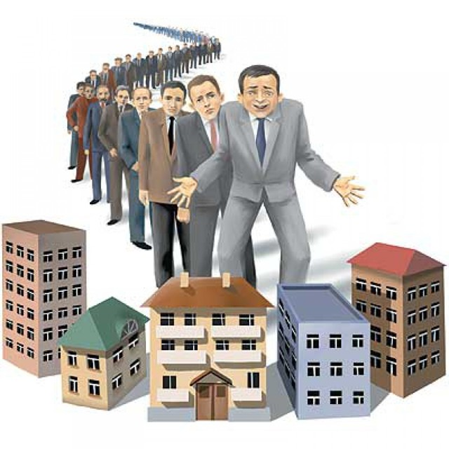 Где встать на очередь на квартиру и что для этого нужно?