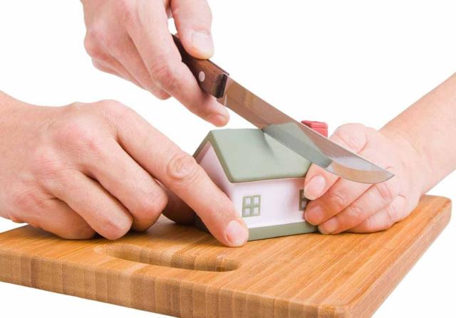 Раздел ипотеки при разводе: как делится, нюансы