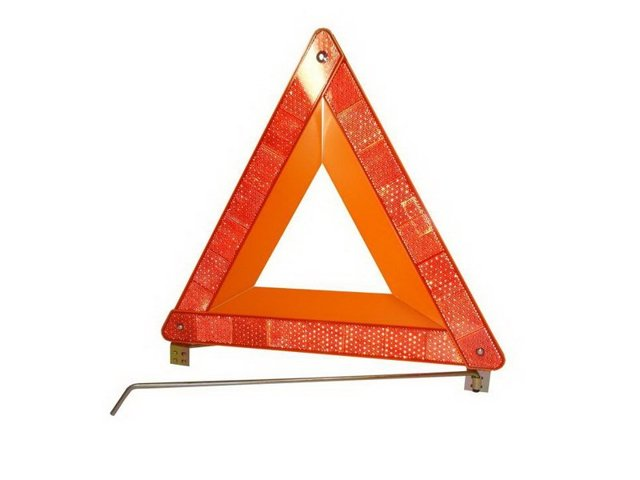 Знак аварийной остановки нового образца – особенности вида и использования