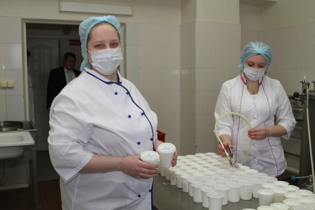Молоко за вредность в РФ: правовые особенности