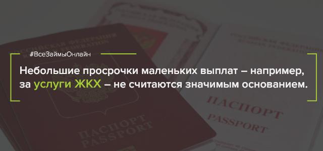 Ограничение выезда за границу: как проверить свою кредитную историю в базе данных?