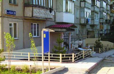 Особенности эксплуатации придомовой территории многоквартирного дома.