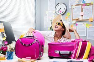 Как и за сколько дней пишется заявление на отпуск? Сложные случаи