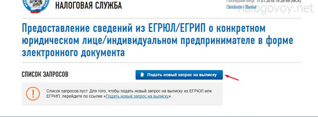 Как взять выписку из ЕГРЮЛ онлайн и оффлайн бесплатно