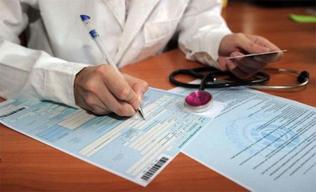 Как определить срок годности медицинской справки на водительское удостоверение?