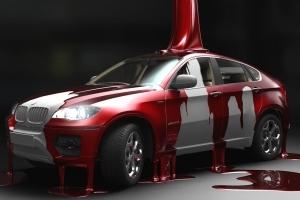 Изменение цвета автомобиля ГИБДД, регистрация