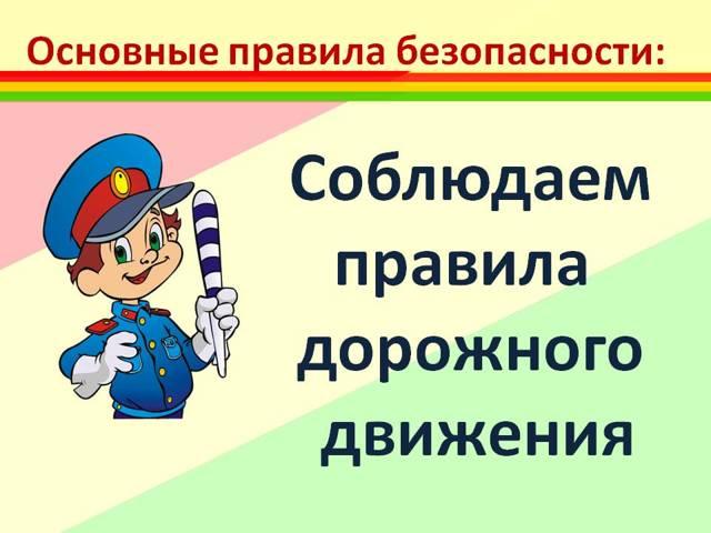 Новые законы ПДД в Российской Федерации: описание и правовые особенности