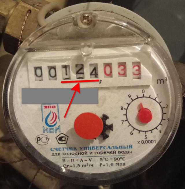 Внести показания счетчиков воды: способы оплаты ЖКУ