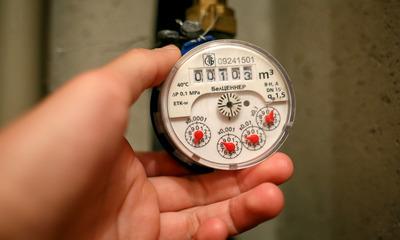 Когда не работает счётчик горячей воды: что делать, оформление, запреты