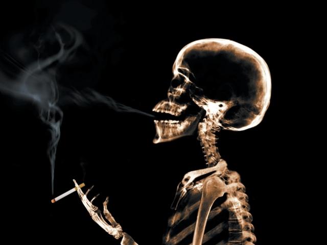 Курение в общественном месте в РФ: правовые особенности