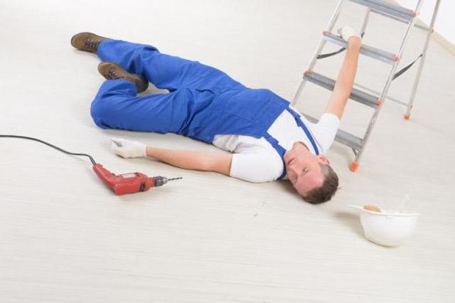 Обязанности работника при несчастном случае на производстве, ознакомление с инструкцией по ОТ