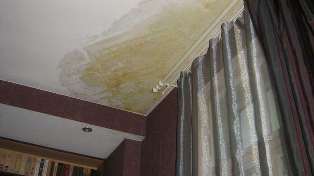 снимаем квартиру затопили соседей