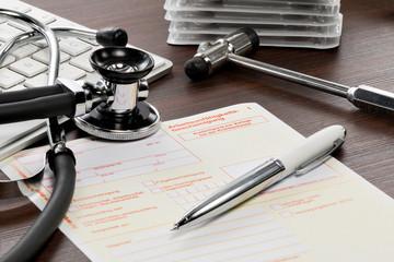 Как правильно оформляется больничный лист? Порядок выдачи