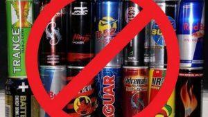 Закон о запрете продажи энергетических напитков несовершеннолетним