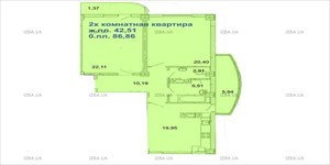 Что входит в жилую площадь частного дома, и как она рассчитывается?