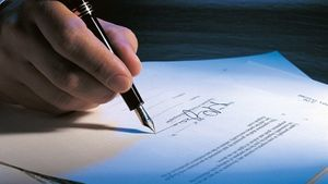 Как написать расписку о получении денег: процедура правильного оформления