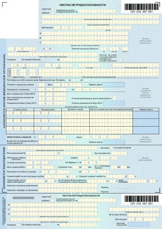 Все о больничном: как рассчитывается больничный лист, правила выдачи пособий