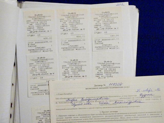 Все сведения, как оформить возврат подоходного налога за медицинские услуги