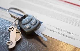 Составление договора купли-продажи авто: процедура заполнения бланка