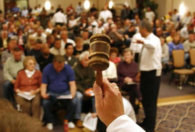 Арестованное имущество, переданное на реализацию - причины ареста и процедура описи