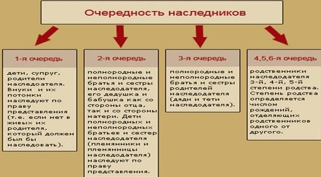 Права супруга при наследовании, процесс принятия наследства, способы наследования