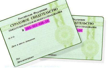 Все вопросы о том, как получить страховое пенсионное свидетельство
