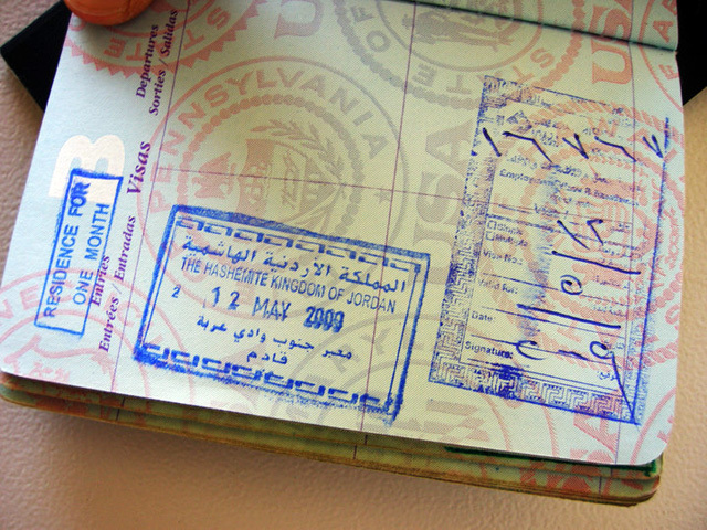 Иордания: правила оформления визы для россиян, полезные советы и рекомендации