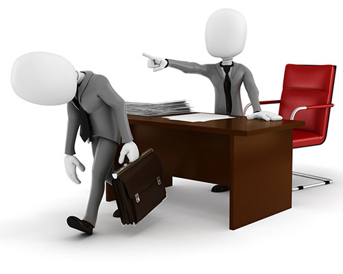 По какой причине могут уволить с работы? Увольнение по статье