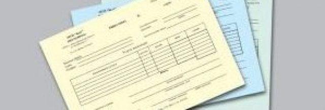 Виды бланков строгой отчетности и сущность данных документов